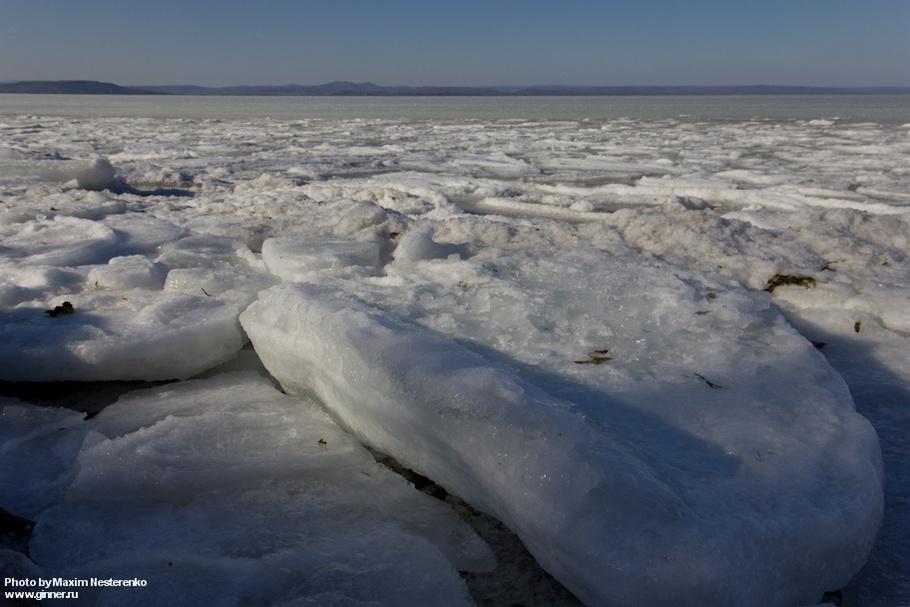 Море в декабре