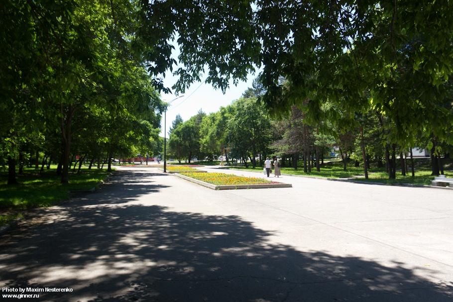 Амурский бульвар
