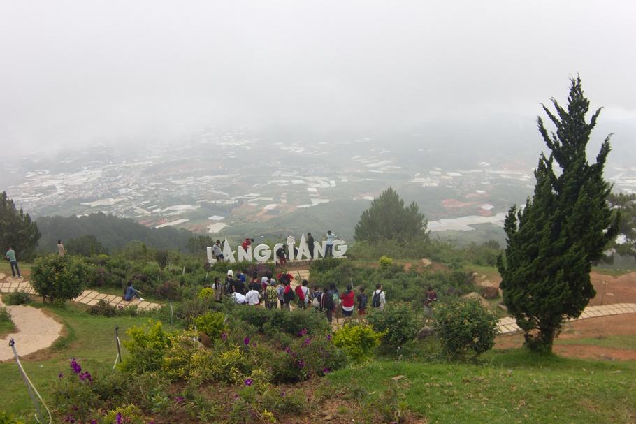 Гора Лэнгбиан