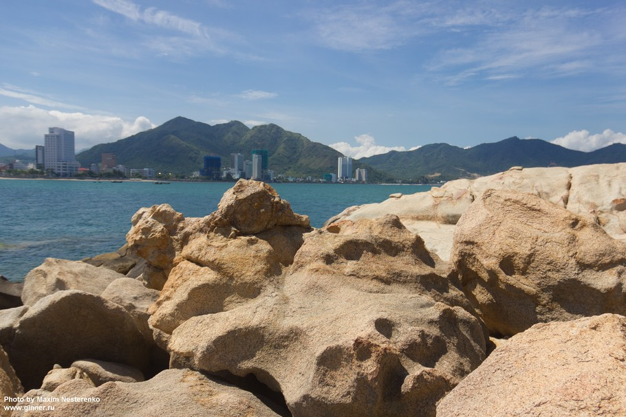 Сад камней Хон Чонг