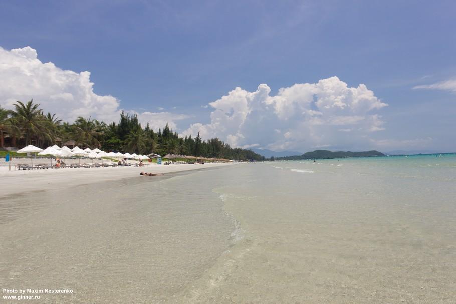 Пляж Зоклет